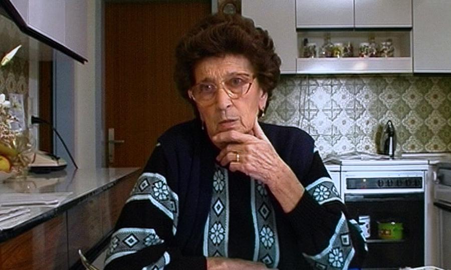Aloisia Hofinger im Interview (1999)