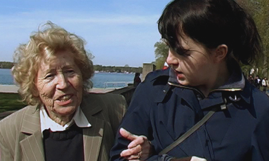 Irma Trksak in Ravensbrueck (2008)